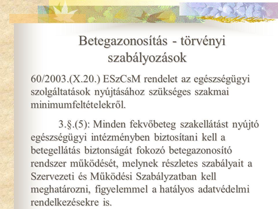 2004. július 3. Szeged - betegcsere