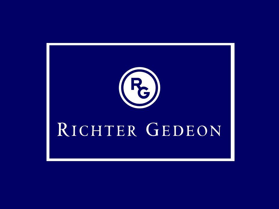 Egy gyógyszercég társadalmi szerepvállalással kapcsolatos dilemmái napjainkban Beke Zsuzsa PR igazgató Richter Gedeon