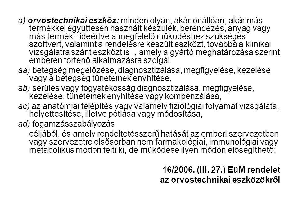 1997.évi LVIII. törvény követelménye 3.