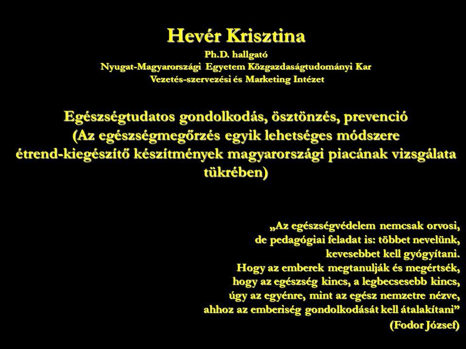 Hevér Krisztina Ph.D.