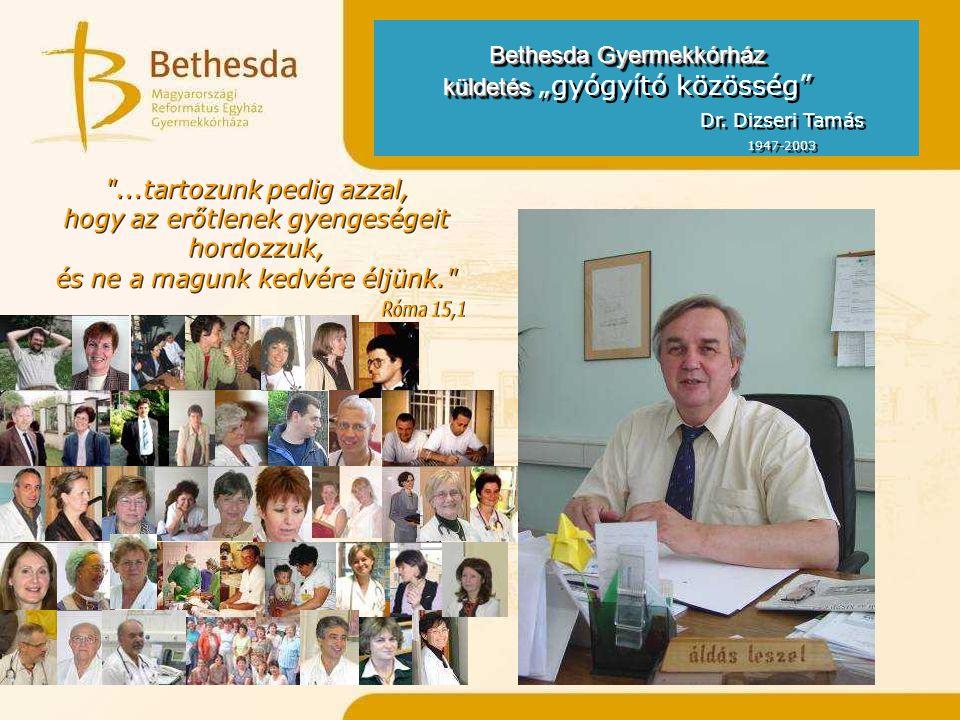 Dr.Dizseri Tamás 1947-2003 Dr.