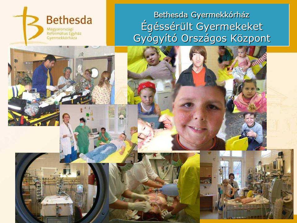 Bethesda Gyermekkórház Égéssérült Gyermekeket Gyógyító Országos Központ