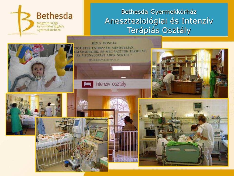 Bethesda Gyermekkórház egyházi kommunikáció