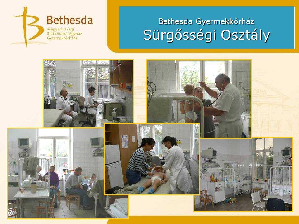 Bethesda Gyermekkórház Rehabilitáció
