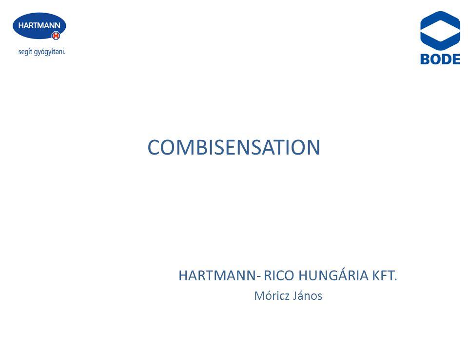 COMBISENSATION HARTMANN- RICO HUNGÁRIA KFT. Móricz János