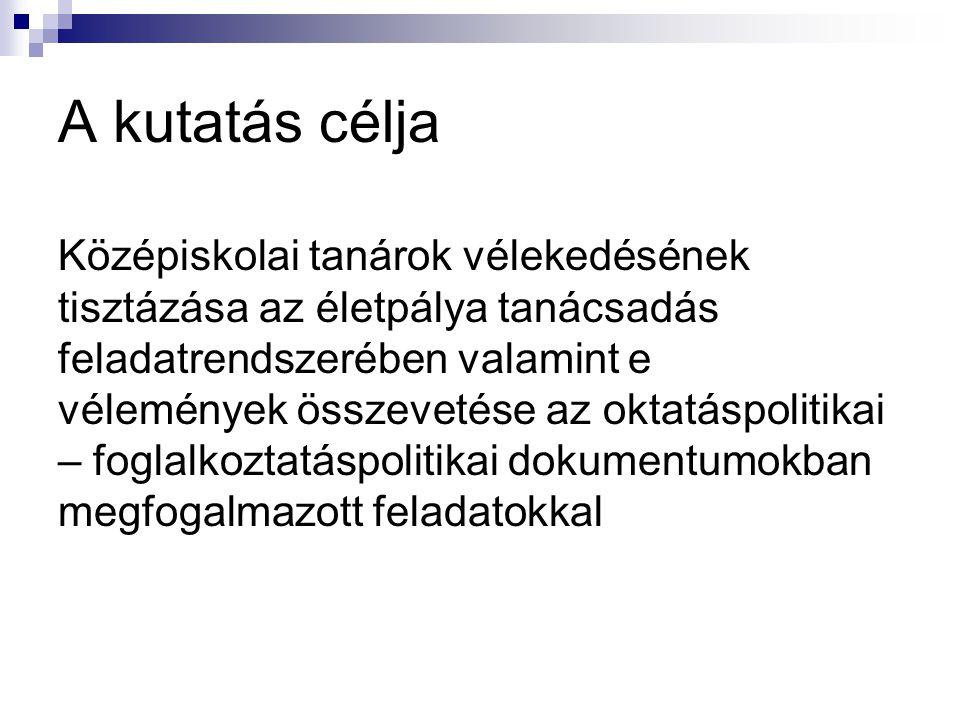 Szakpolitikai szintű javaslatok II.