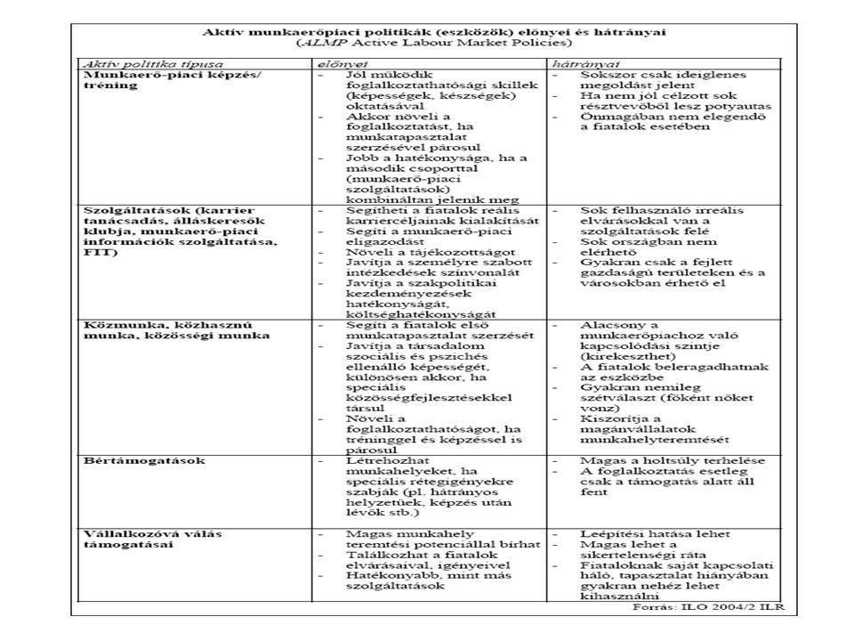 Az NFSZ gyakorlata (2012, 2013) Törvényi felhatalmazás: Flt.