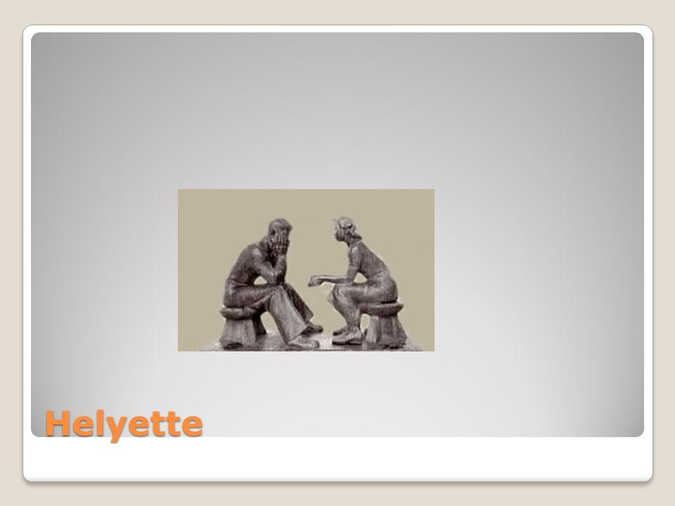 Helyette