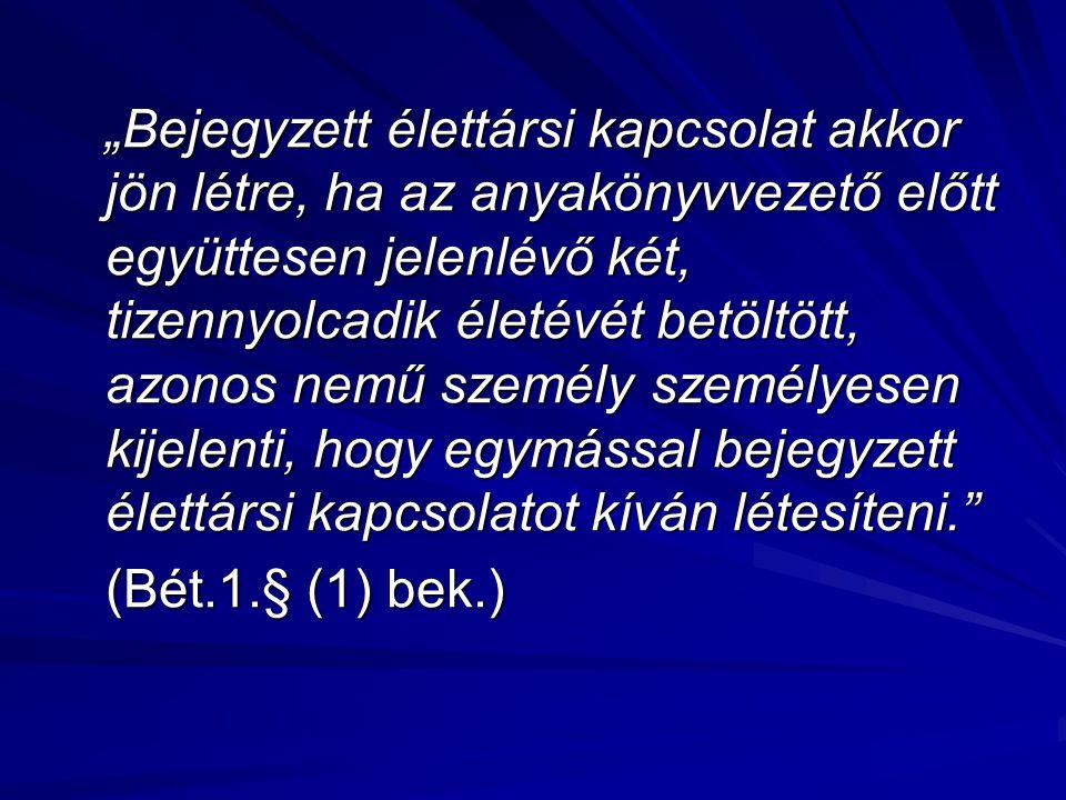 A Bét.
