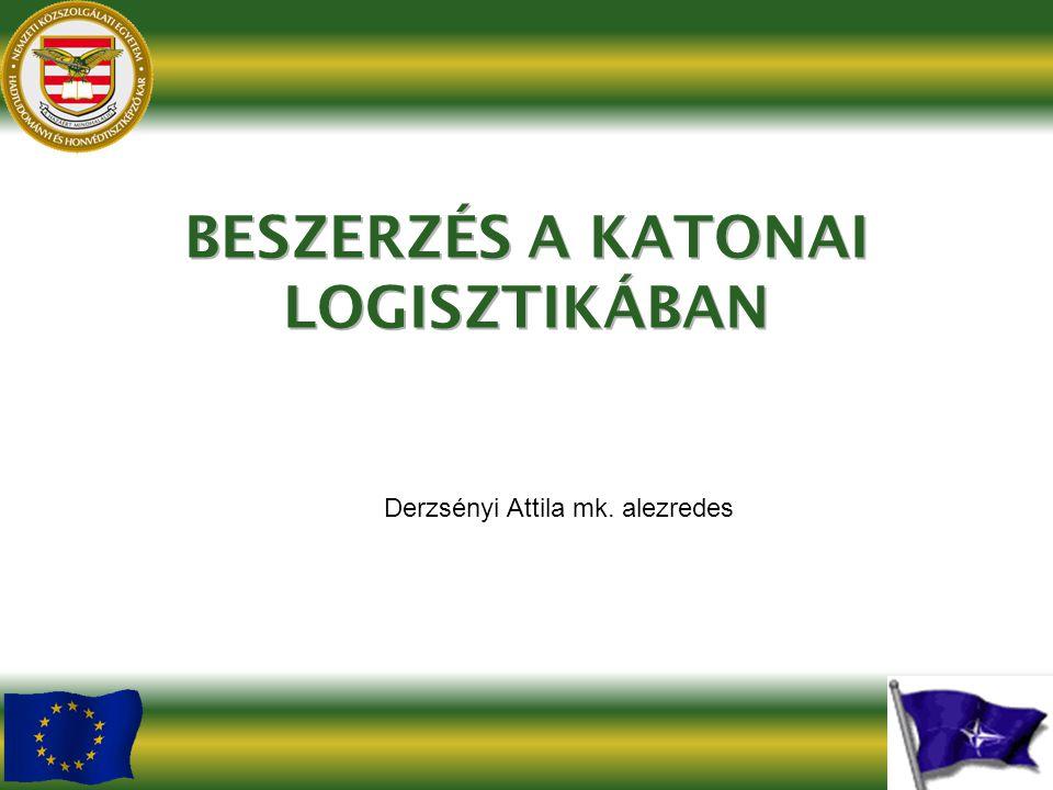 Derzsényi Attila mk. alezredes