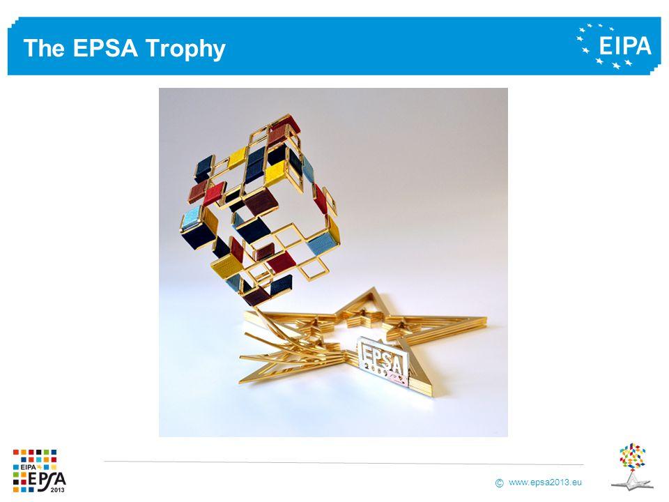 www.epsa2013.eu © The EPSA Trophy