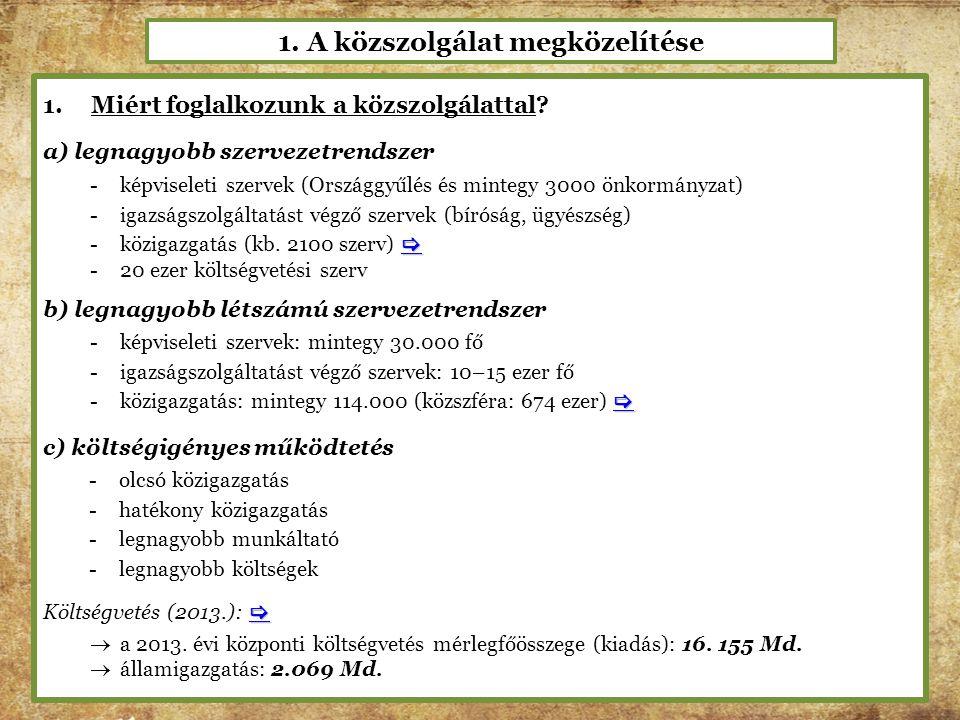 3.A két jogág törvényei közötti kapcsolat 3.4. a 2001.