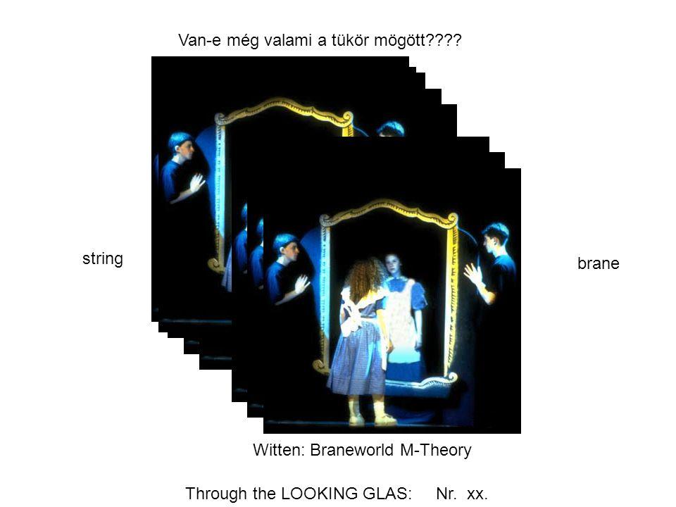 Through the LOOKING GLAS: Nr.xx. Van-e még valami a tükör mögött???.