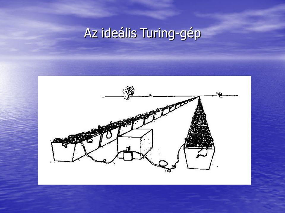 Az ideális Turing-gép