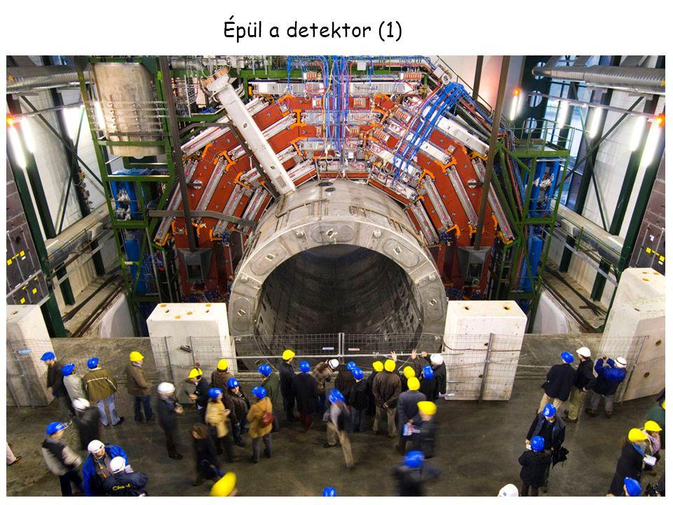 Még egy utolsó pillantás kedvenc CMS detektorunkra (itt most egy szeletkét láthatunk részletesebben)