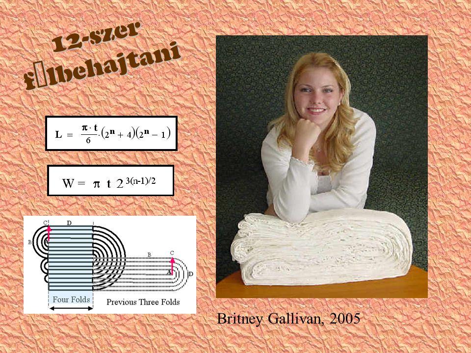   Britney Gallivan, 2005