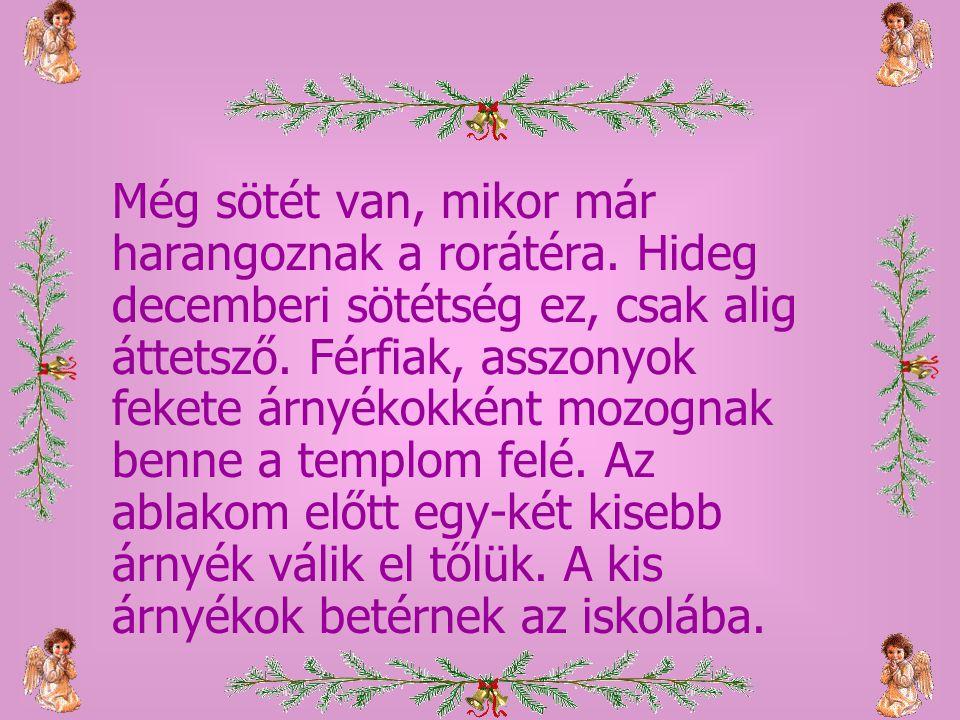 Gárdonyi Géza: Rorate 2007.december 02 Advent első vasárnapja
