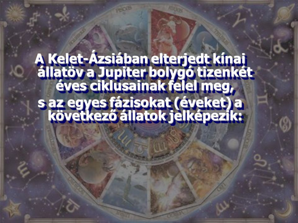 A reneszánsz idején az asztrológiában jártas humanista tudósok programjai nyomán a paloták díszítésében is fontos szerepet kaptak ezek az ábrázolások.