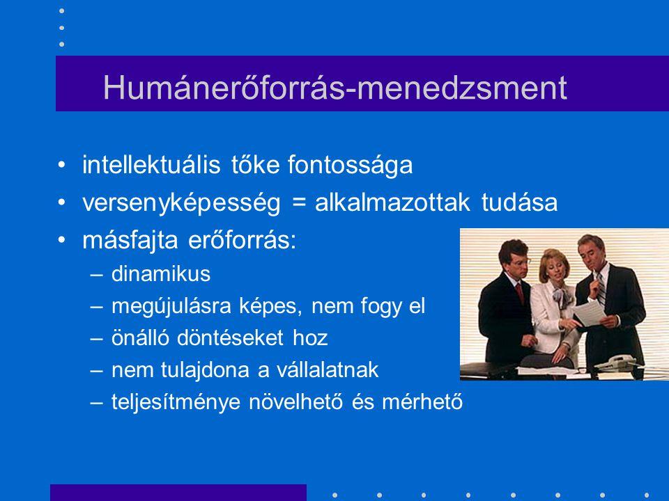 nem egyszerű feladat, mert a tudás nehezen számszerűsíthető emberi erőforrás számvitel (HRA)  emberi erőforrás + fejlesztése = befektetés  mérni és értékelni kell a befektetés megtérülését  megfelelő mutatók, adatok  informatikai háttér Humán-kontrolling