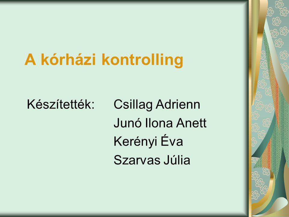 Szervezetek Profitorientált Nem profitorientált, avagy költségvetési intézmények Előadó: Kerényi Éva