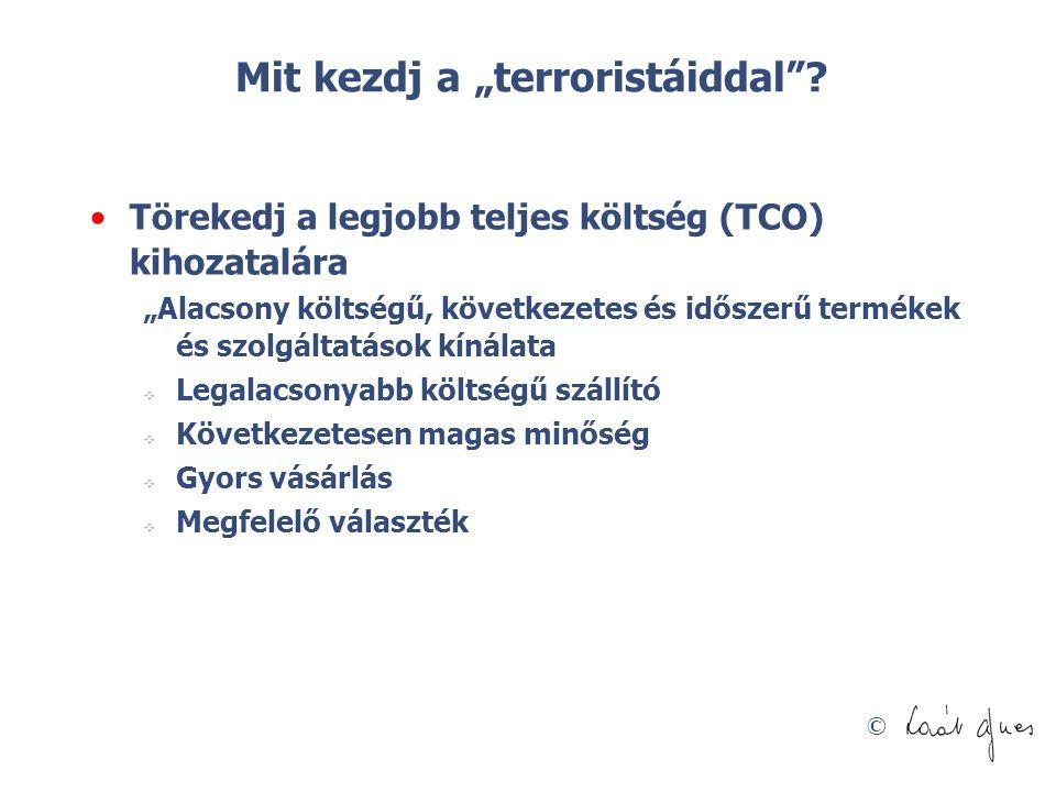 "© Mit kezdj a ""terroristáiddal ."