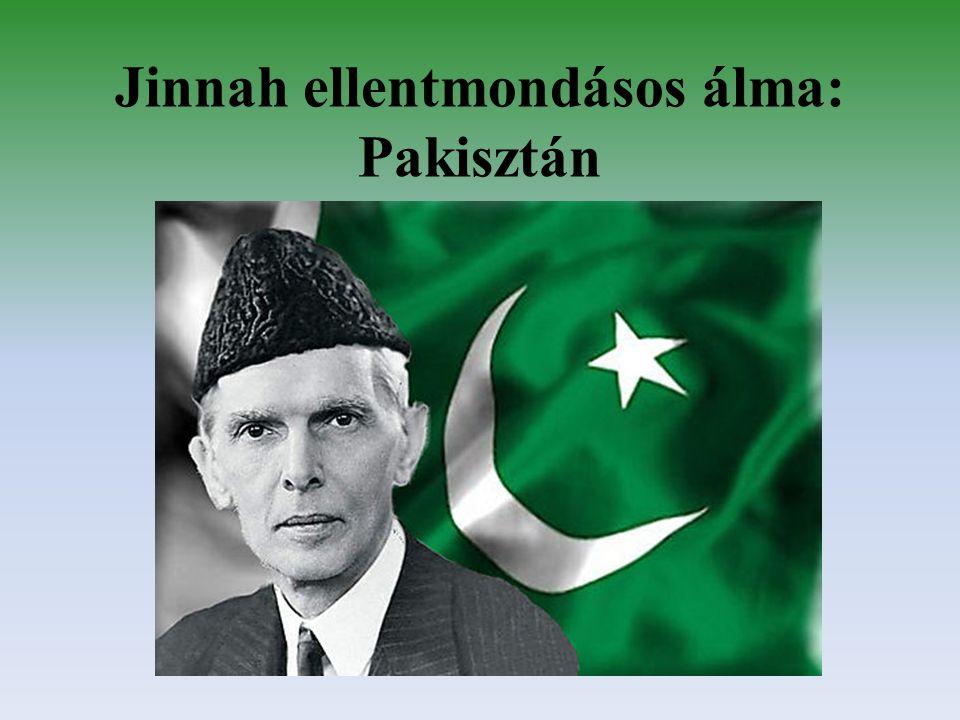 Jinnah ellentmondásos álma: Pakisztán