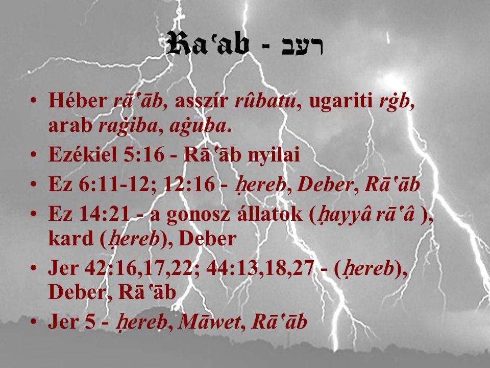 Lahmu - לחמו #1 √l ḥ m I – harcolni ugariti l ḥ m √II - háborúval van összefüggésben moábi l ḥ m – csata föníciai √l ḥ m – harcolni szír lo ḥ em – fenyegetni arab √la ḥ ama II.