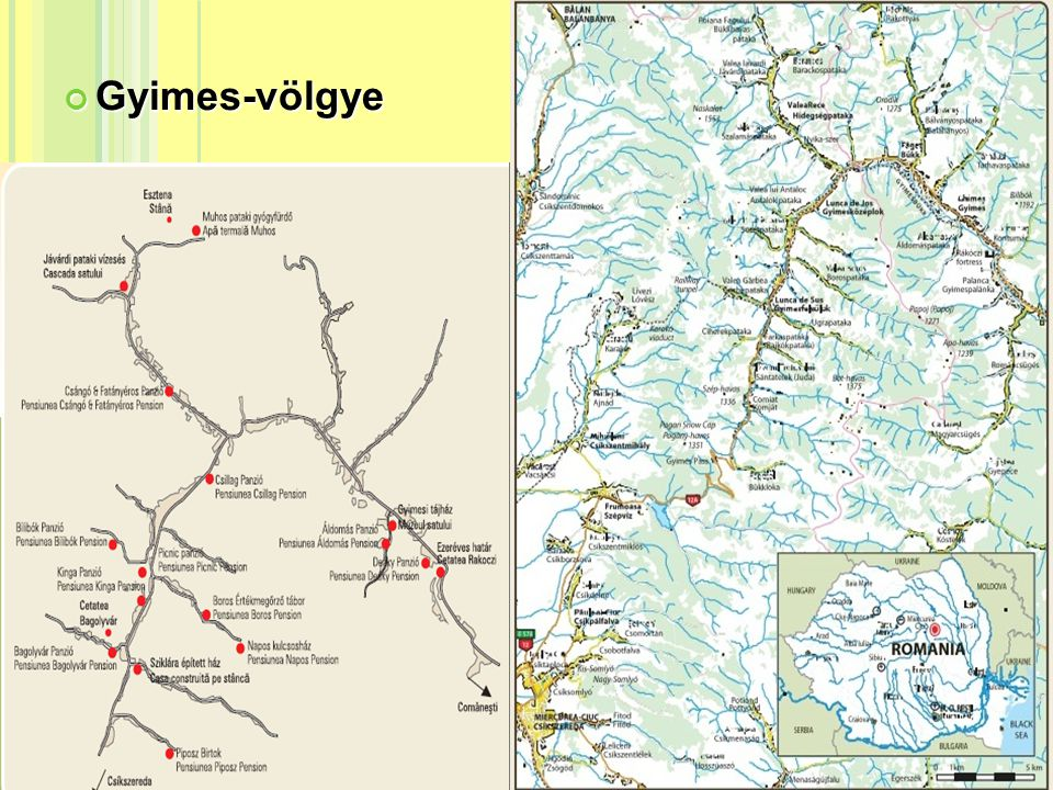 Gyimes-völgye