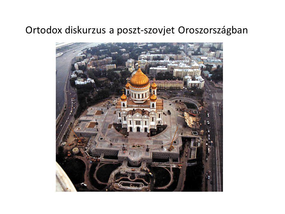Ortodox diskurzus a poszt-szovjet Oroszországban