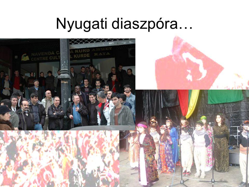 Nyugati diaszpóra…