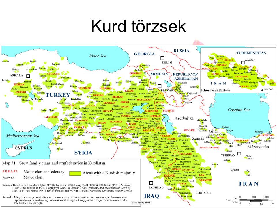 Kurd törzsek
