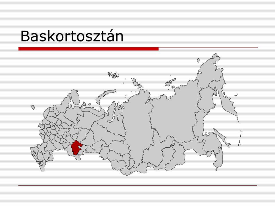 Baskortosztán