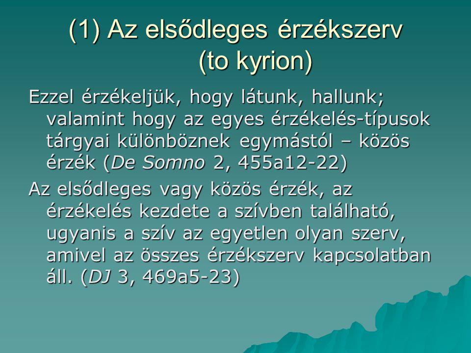 """(2) a Nap példája – (3) különböző ítélés  Két ellentmondó ítélet: (a) """"A Nap egy lábnyi átmérőjű – (b) pl."""