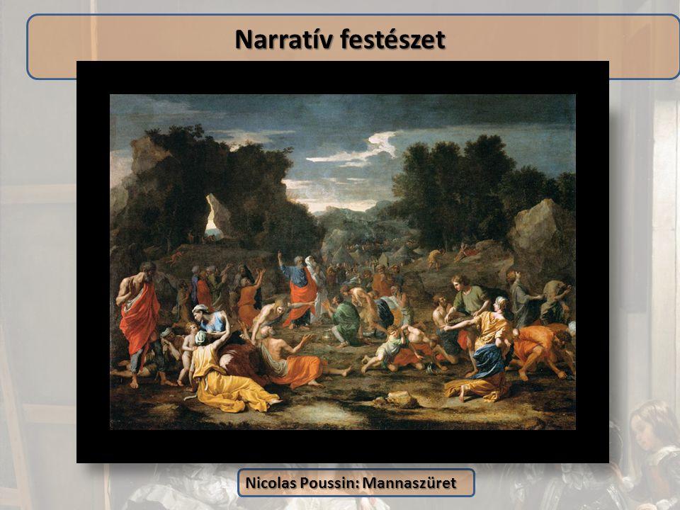 Nicolas Poussin: Mannaszüret