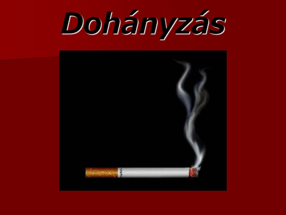 Vázlat Dohányzás története Dohányzás története Dohányzás fajtái Dohányzás fajtái Mai cigaretta Mai cigaretta -dohánylevél kémiai összetétele -dohánylevél kémiai összetétele -cigarettafüst, és -cigarettafüst, és -kémiai összetétele -kémiai összetétele Nikotin, Kátrány, Szén-monoxid Nikotin, Kátrány, Szén-monoxid Élettani hatásai Élettani hatásai