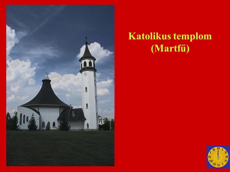 Katolikus templom (Martfű)