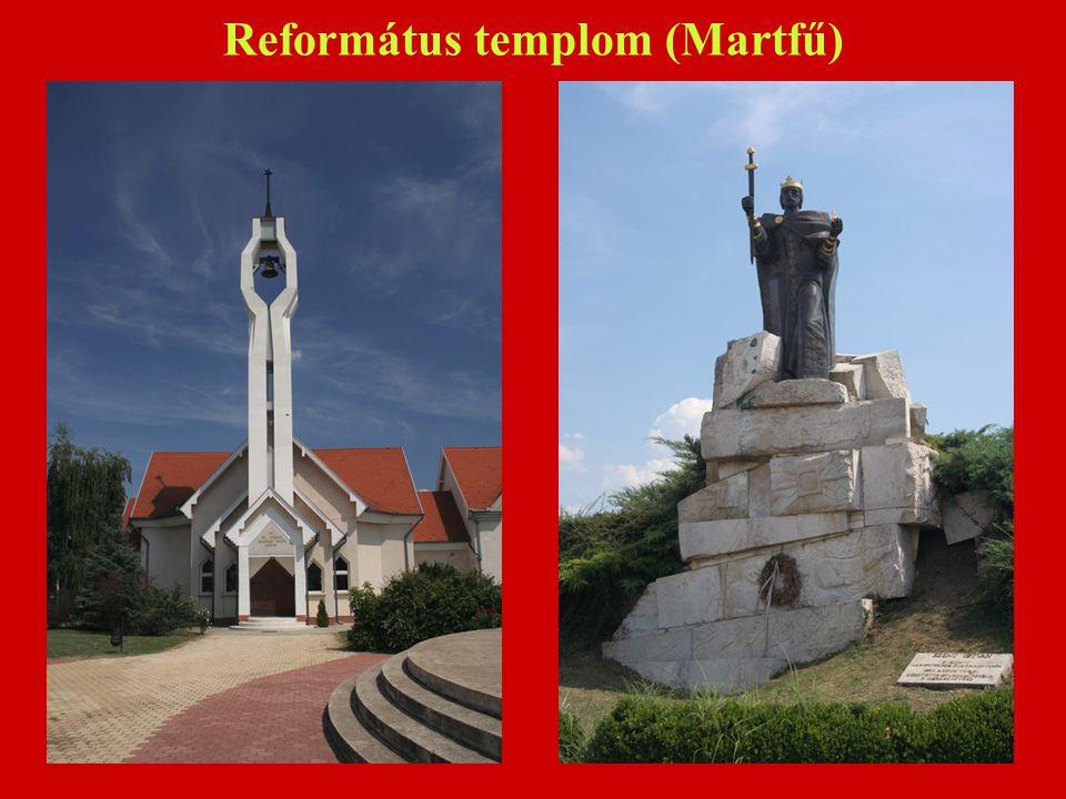 Református templom (Martfű)