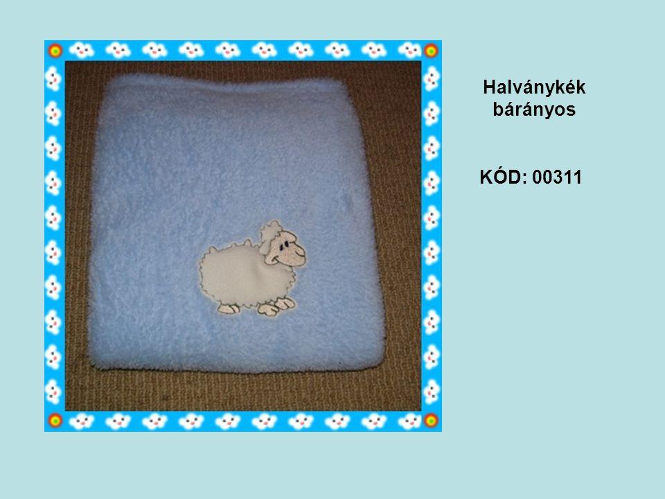 KÓD: 00311 Halványkék bárányos