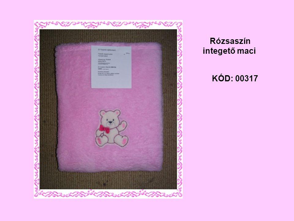 KÓD: 00317 Rózsaszín integető maci