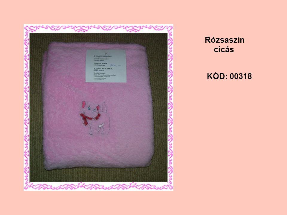 Rózsaszín cicás KÓD: 00318