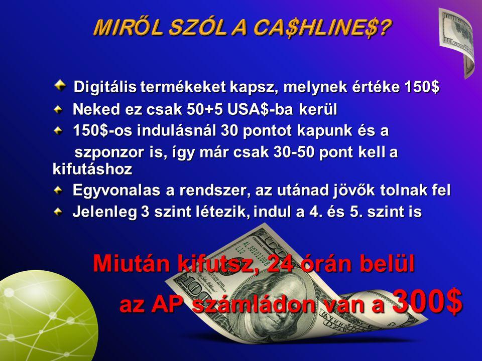 Új weboldal Online Iroda CashLine3 Ùj termékek