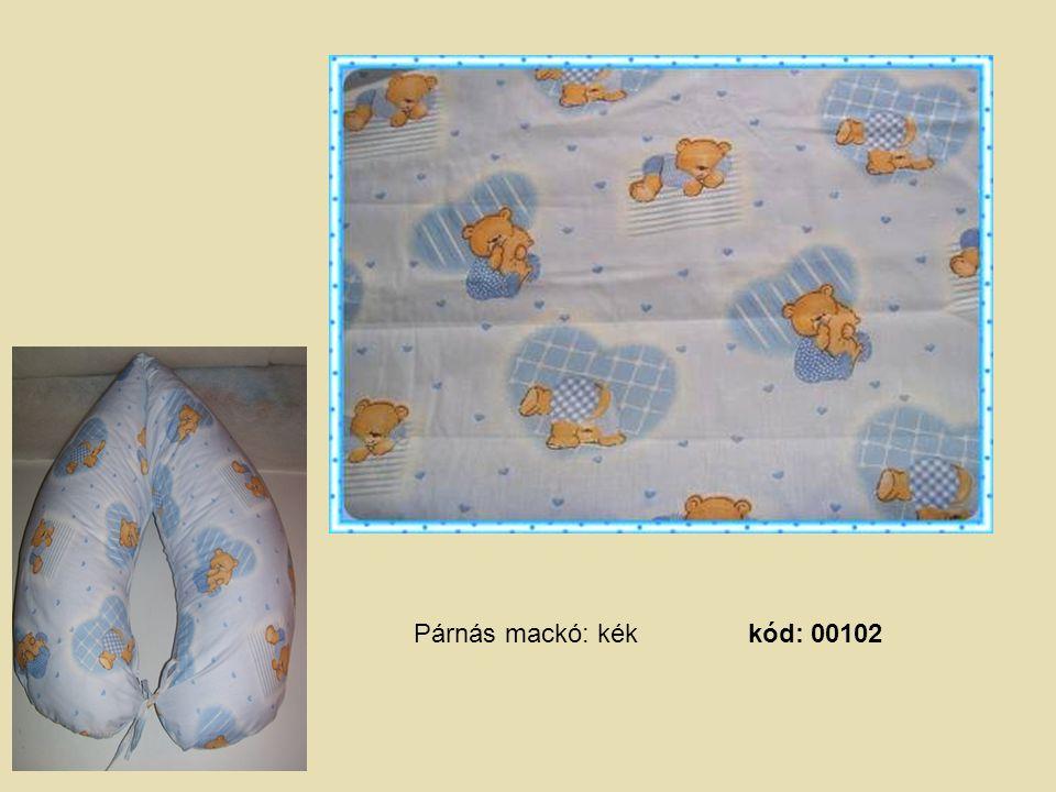 Almazöld macis-nyuszis-kacsás: 100% pamut kód: 00141