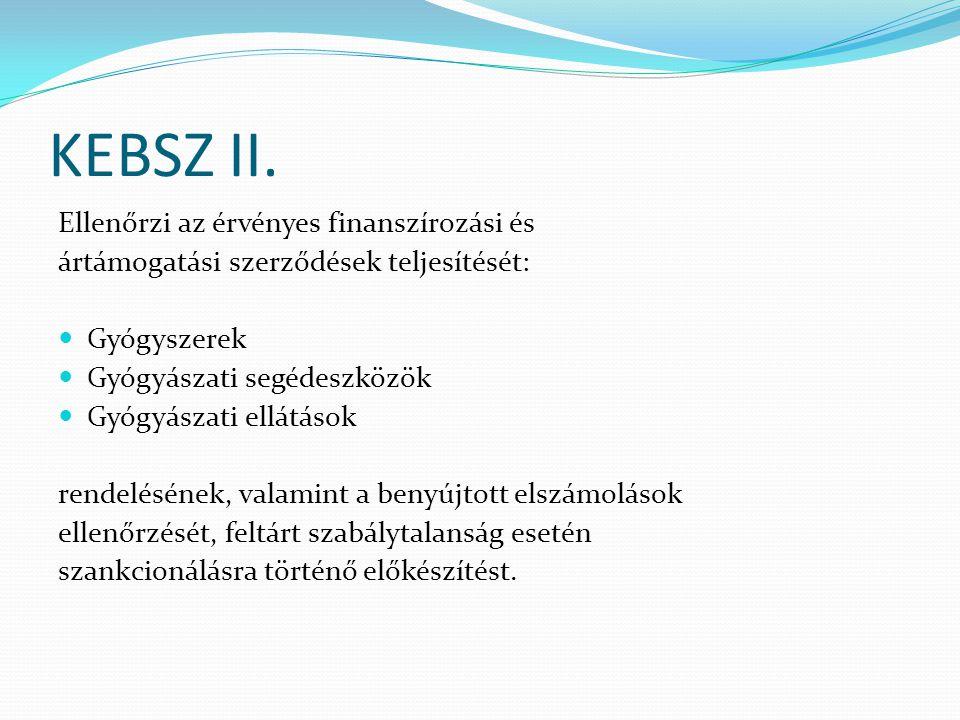 KEBSZ II.