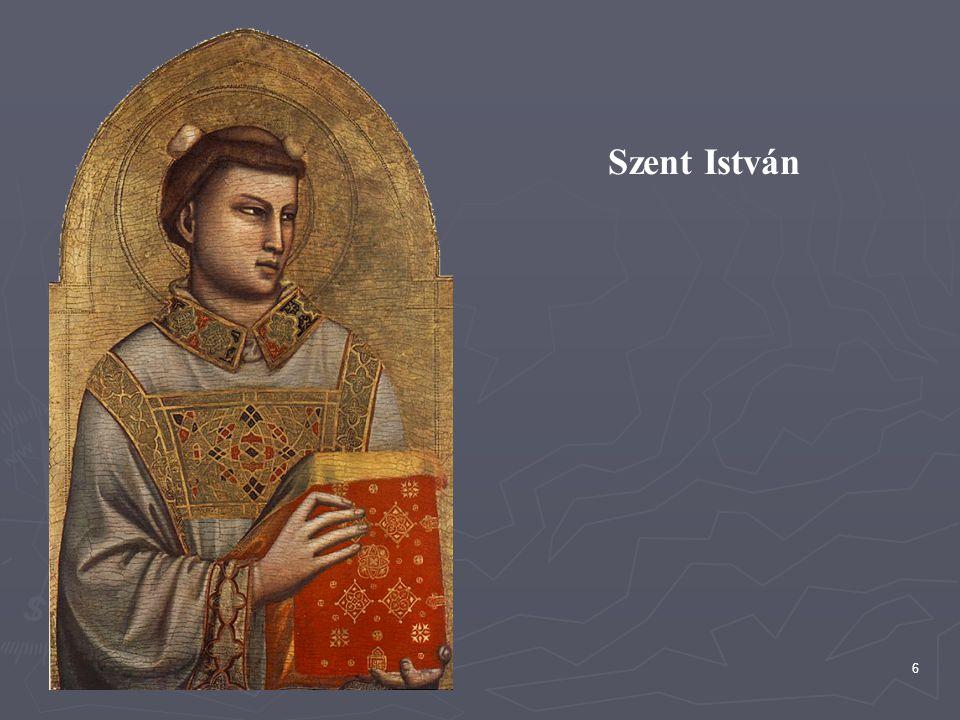 17 Giotto freskói a felső templomban