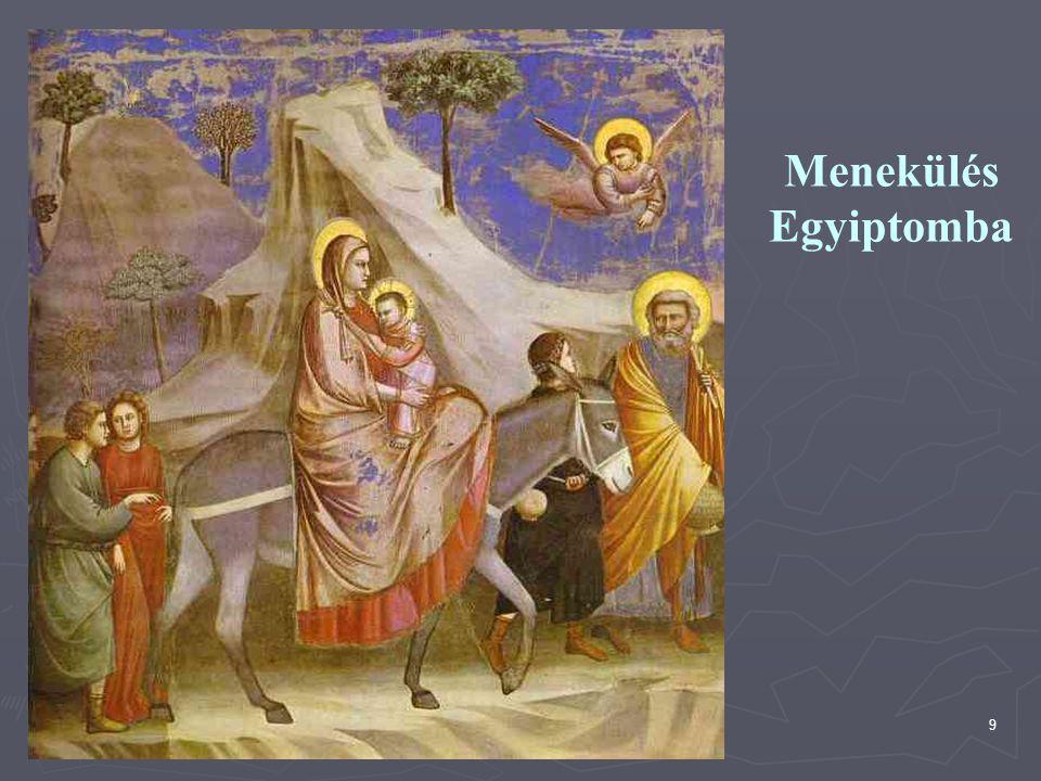 9 Menekülés Egyiptomba
