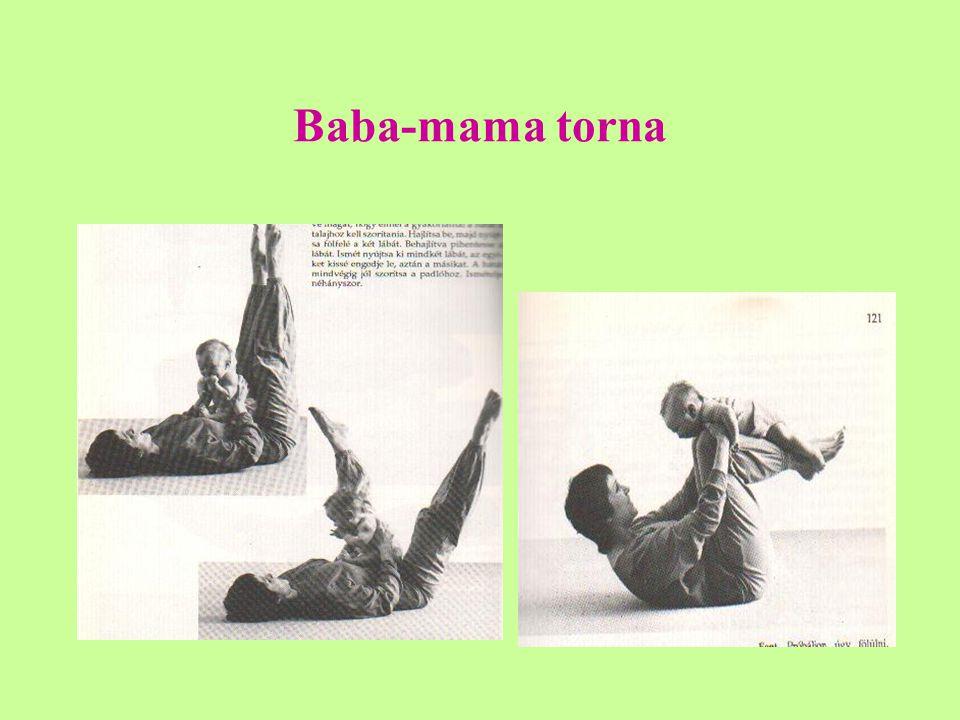 Baba-mama torna