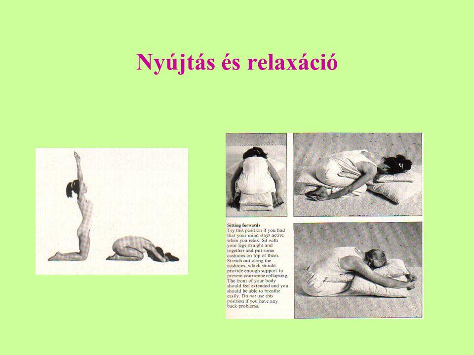 Nyújtás és relaxáció