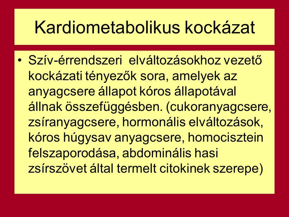 Strukturális változások Humorális változások Gyulladásos folyamatok Immunológiai aktivitás Arteriosclerosis