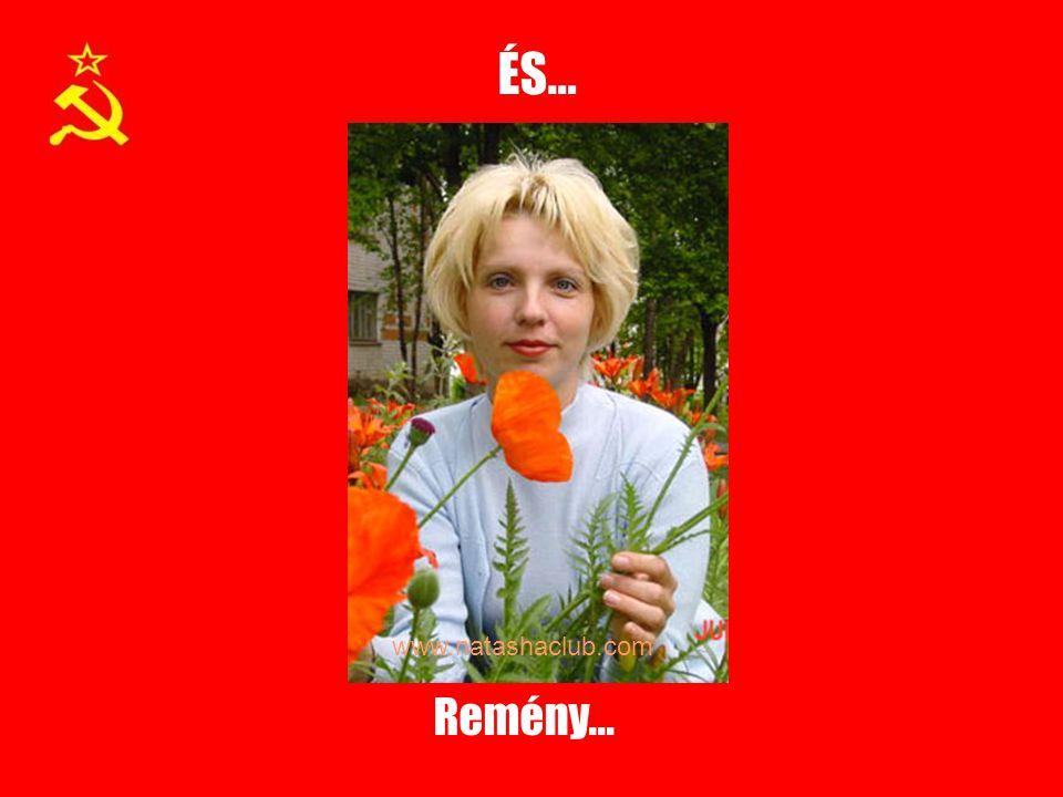 ÉS… Remény… www.natashaclub.com