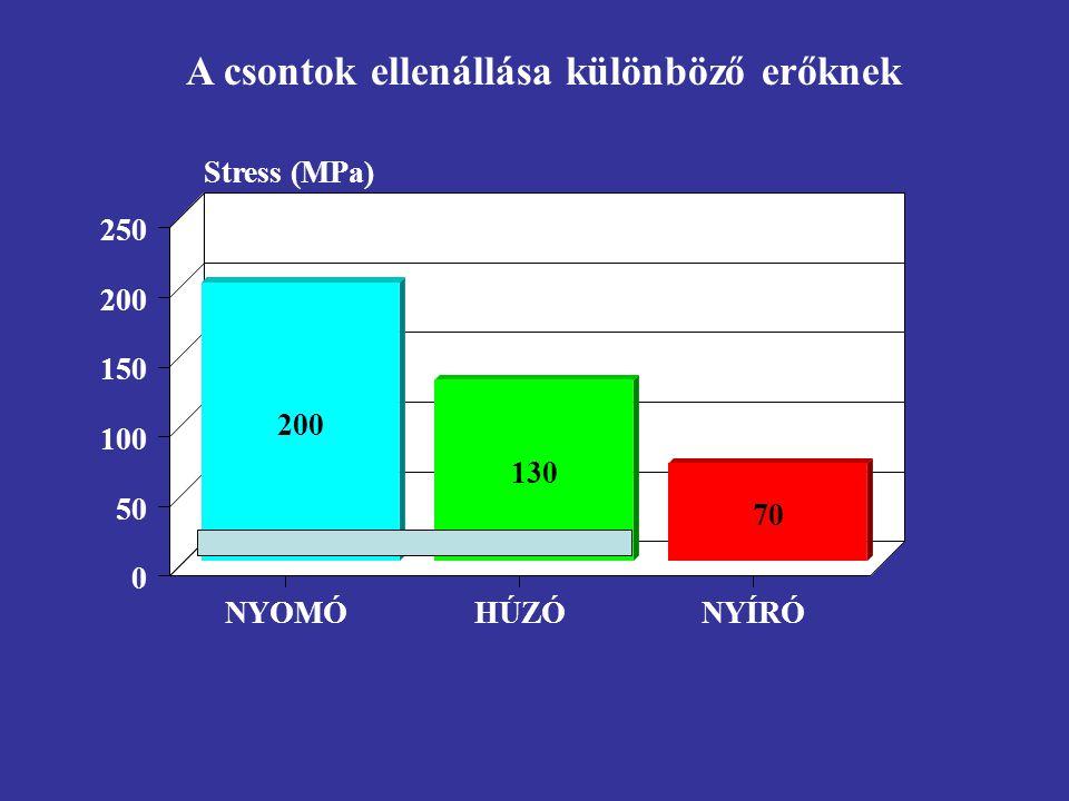 Stress strain görbe különböző irányú nyújtás hatására
